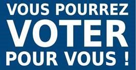 voter pour vous